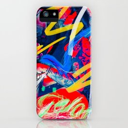 Party girls intese iPhone Case