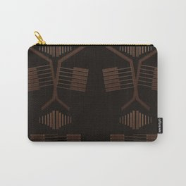 Geometric forms Carry-All Pouch