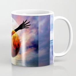 1-10 HALF FULL Coffee Mug