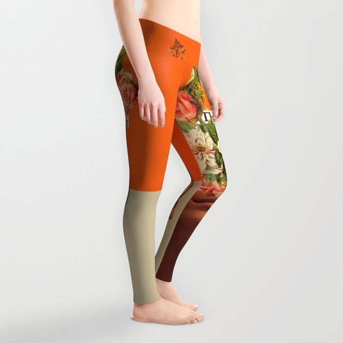 The Unexpected Leggings
