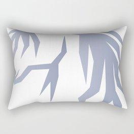 Absract Horse Rectangular Pillow