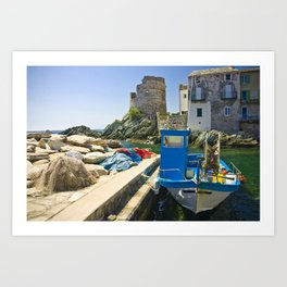 Corse 1.1 Art Print