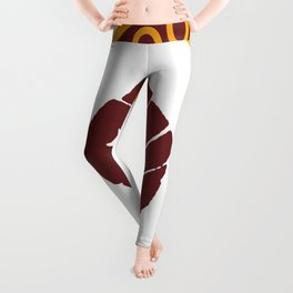 BETHUNE-COOKMAN CLASS OF 2017 Leggings