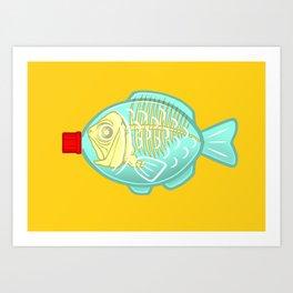 Drowning the Oceans Kunstdrucke