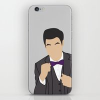 darren criss iPhone & iPod Skins featuring Darren Criss H2$ by Jessica