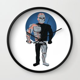 Uber Jason Voorhees (Jason X) Wall Clock