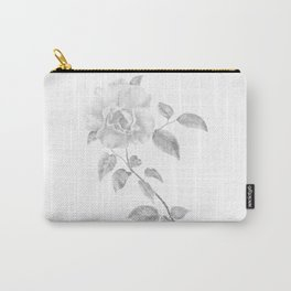 Climbing Rose II Carry-All Pouch