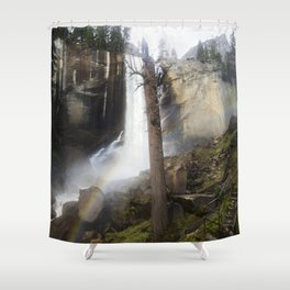 Mist Trail Shower Curtain