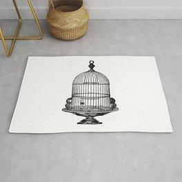 Bird cage Rug