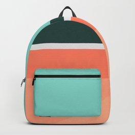 Geometric Landscape 15 Backpack