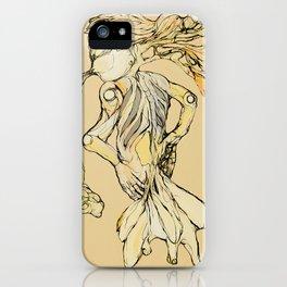 Organicism  iPhone Case