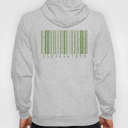 Bamboo Barcode Hoody