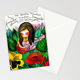 La Jardinera Stationery Cards