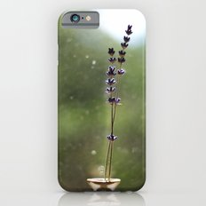 A Pair of Lavender Flowers iPhone 6s Slim Case