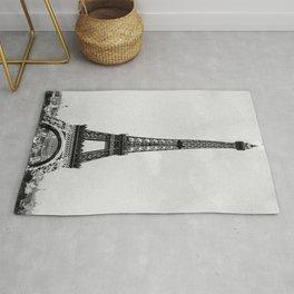 Eiffel tower 2- in 1900 Rug