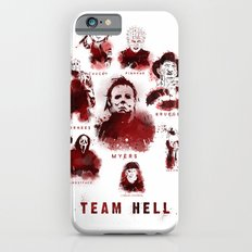 Team Hell #3 iPhone 6 Slim Case
