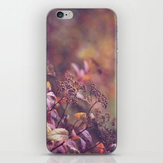 Everything has beauty, but not everyone sees it iPhone & iPod Skin