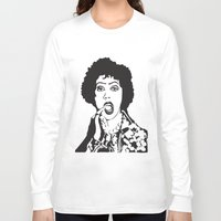 rocky horror Long Sleeve T-shirts featuring Rocky Horror by Colesart