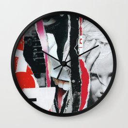 Sure Know Something Wall Clock