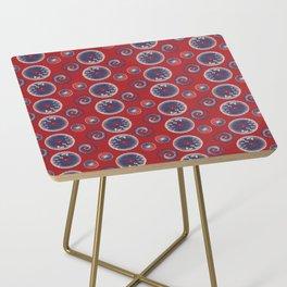 Wagasa (和傘 / Oil-paper umbrella) Side Table