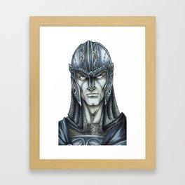 Vi-King Framed Art Print