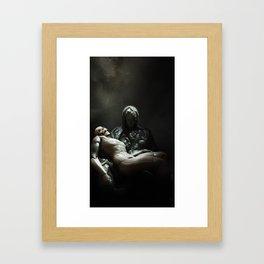 The Pity Framed Art Print