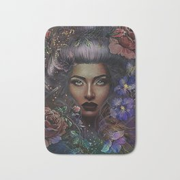 FLORAL BEAUTY 009 Bath Mat