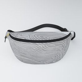 Flow - memory and pain Fanny Pack