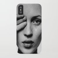 moss iPhone & iPod Cases featuring Moss by Grace Teaney Art