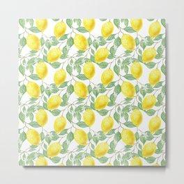 Make Lemonade Metal Print