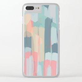 Tierra Clear iPhone Case