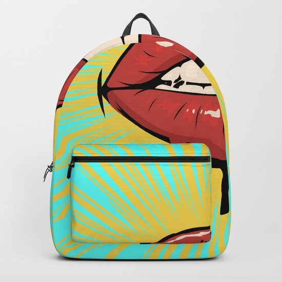 Slow and Nice Backpack