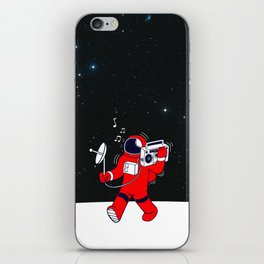 MTV SPACE iPhone Skin