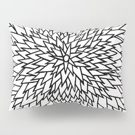 White Star Pillow Sham