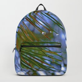Calm after the storm Backpack