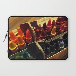 In the Crayon Box Laptop Sleeve