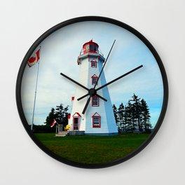 Panmure Island Lighthouse Wall Clock