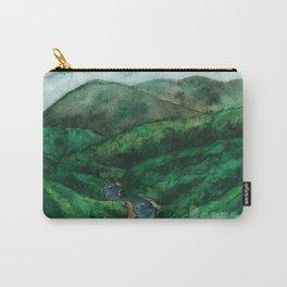 Rogue River Oregon landscape Carry-All Pouch