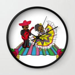 Sweet Serenade Wall Clock