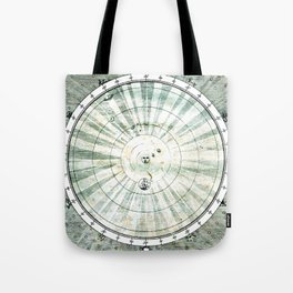 Harmony of the World Tote Bag