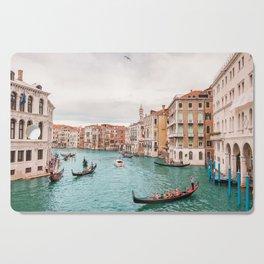 Venice, Italy Cutting Board