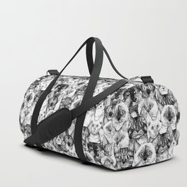 just cats Duffle Bag