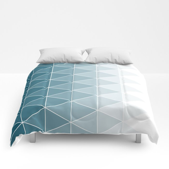 Triangle Pattern Comforters
