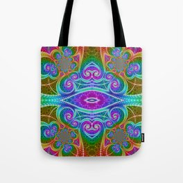 BBQSHOES: Fractal Math Art #1449 Tote Bag
