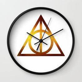 HARRY POTTER II Wall Clock