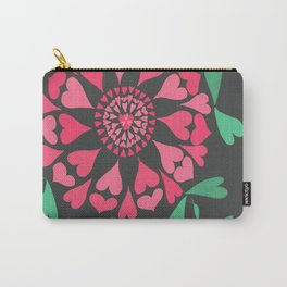 Another wonderland flower Carry-All Pouch