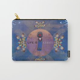 Life is a dance Carry-All Pouch