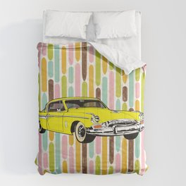 unique car II Comforters