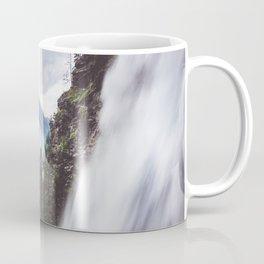 Behind Stuibenfall - Landscape and Nature Photography Coffee Mug