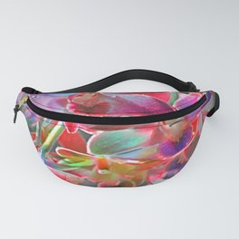 Petty orchid Fanny Pack